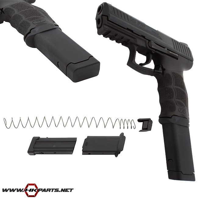 HKParts net Magazine Extension Kits -The Firearm Blog