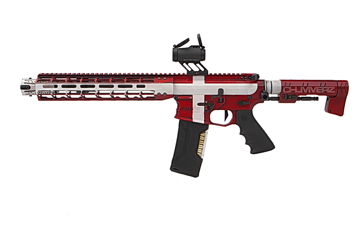 Country Rifle Switzerland By Rainier Arms The Firearm Blog