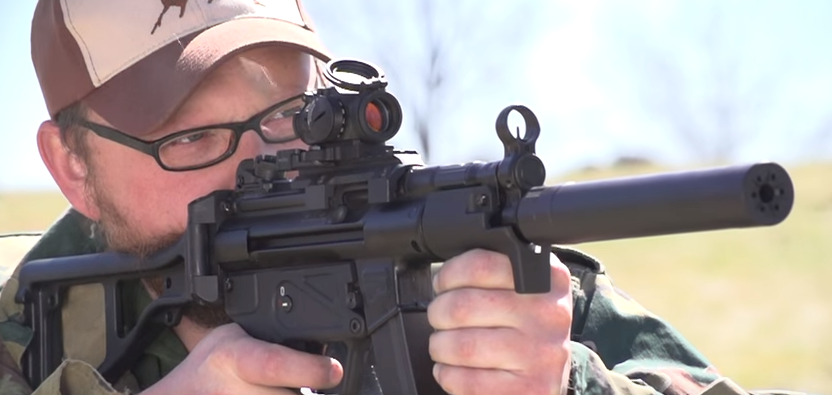 Iv8888 Shoots The Zenith Z 5p Sbr Suppressed The