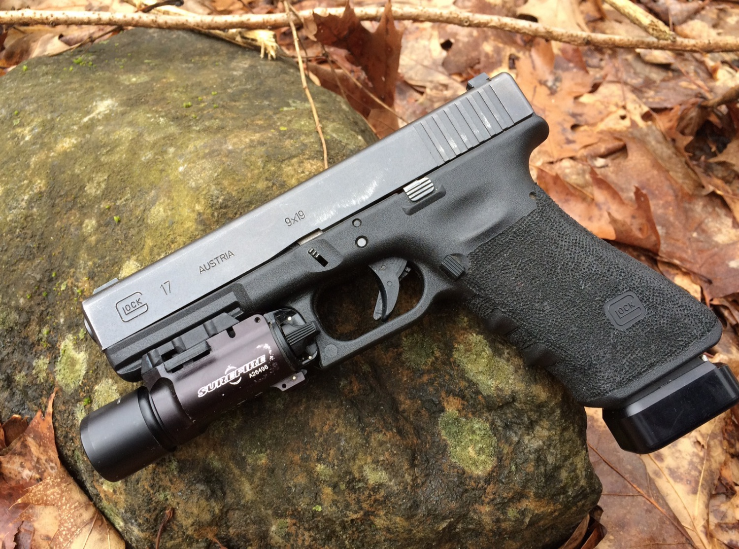 glock 17 gen 3 long term review the firearm blog
