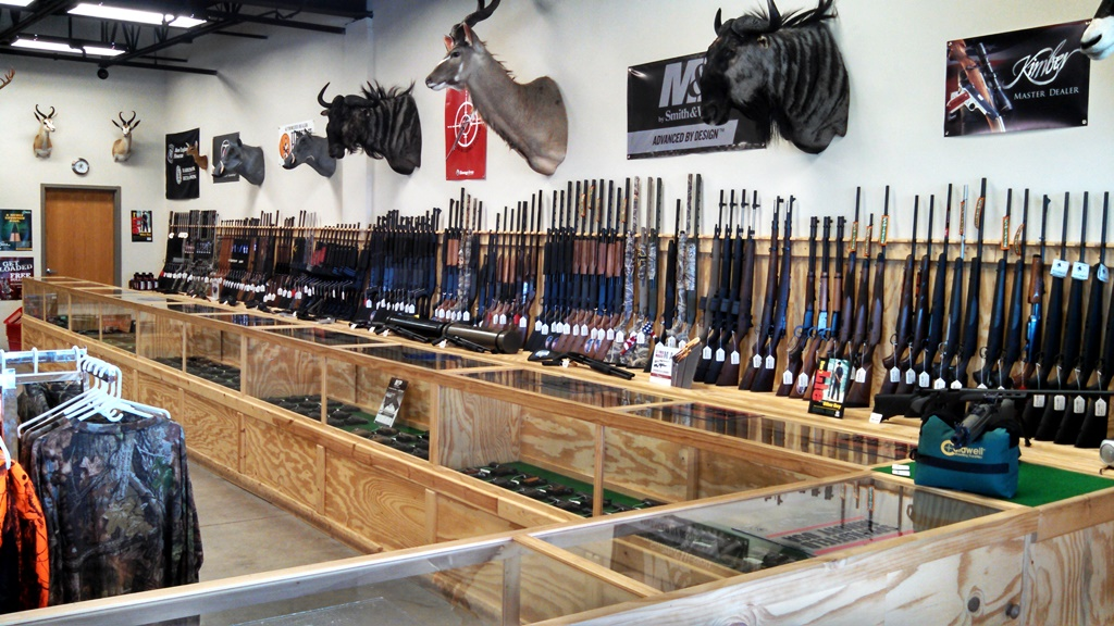 10 Things Not To Do In A Gun Store The Firearm Blogthe