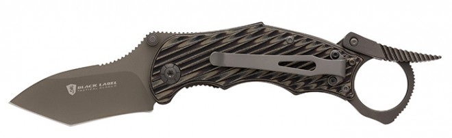 Speed Dial Pocket Deploy Knife