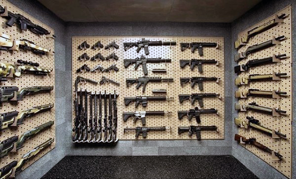 Gun Room Design Ideas