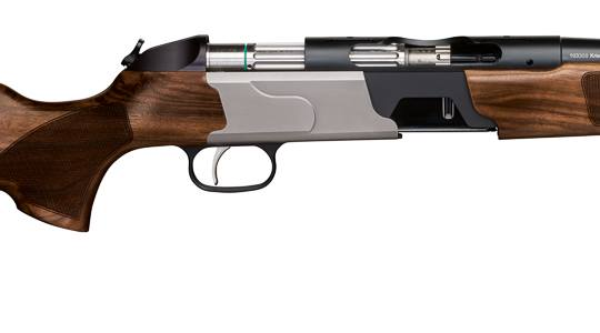 Semprio In-Line Repeater rifle - The Firearm BlogThe ...