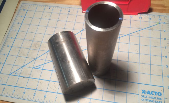 Build Your Own Silencer - Part 1 -The Firearm Blog
