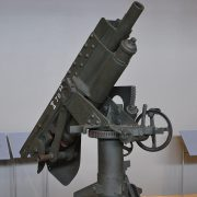 Right side view of the Luftschiff-kanone