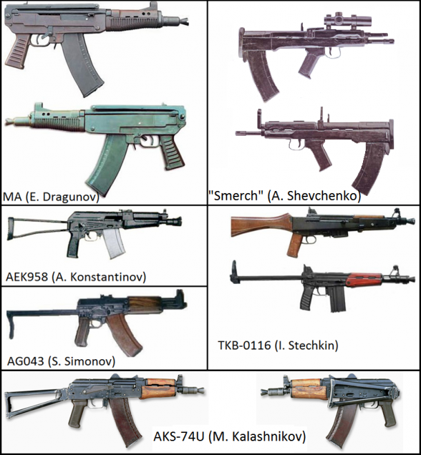 The Krinks That Never Were Aksu Trial Rifles The