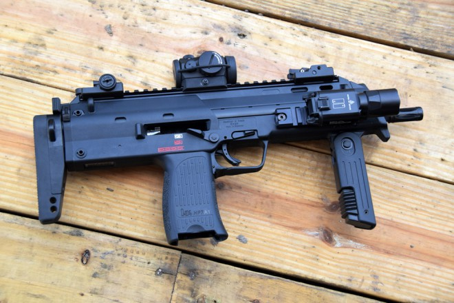 Big 3 East The Unicorn H Amp K Mp7a1 The Firearm Blog