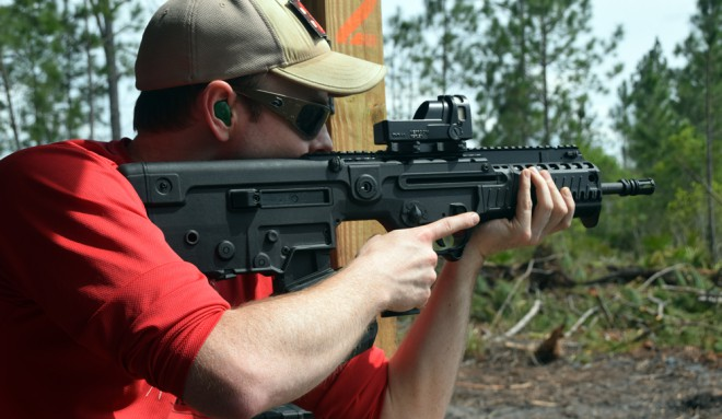 Big 3 East] IWI X95 and Updates -The Firearm Blog