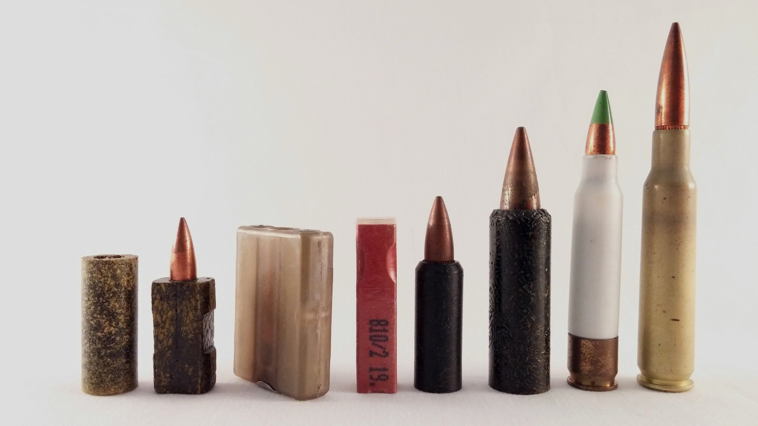 Iron Claw Bullets 5g Bullet Weight