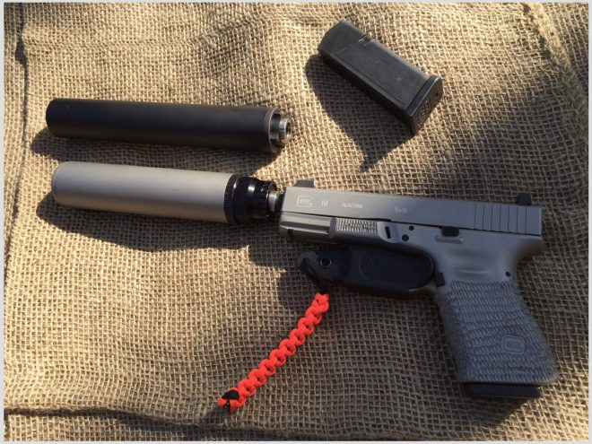 Glock 19 suppressor