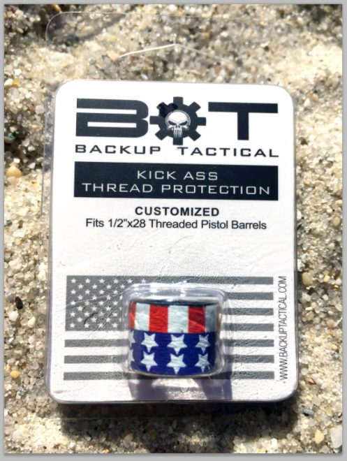 Backup Tactical Thread Protectors