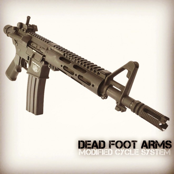 Dead Foot Arms MCS (Modified Cycle System) -The Firearm Blog