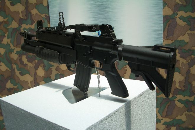 Type 86 Rifle