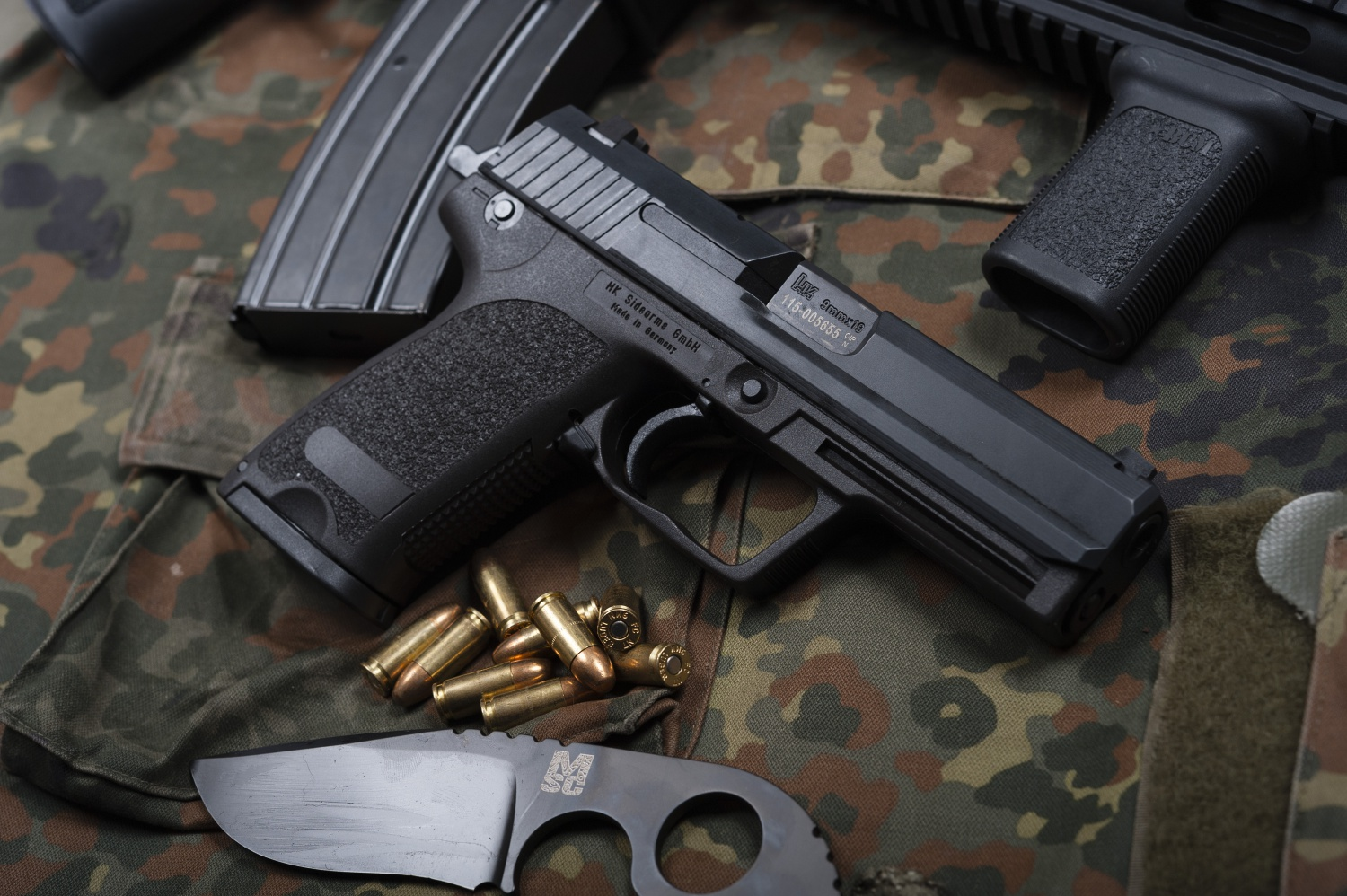 Safety Tip Of The Day >> POTD: H&K P8 A1 -The Firearm Blog