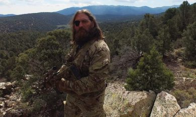 Navy SEAL Master Chief (ret.) Ron Bellan of Reaper Outdoors: Survive the Hunt