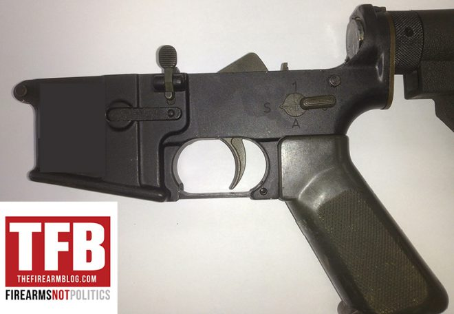 t86 rifle lower