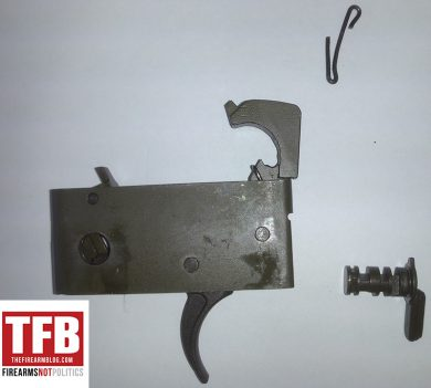 t86 rifle trigger