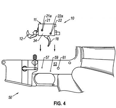 a diagram from patent us7162824b1
