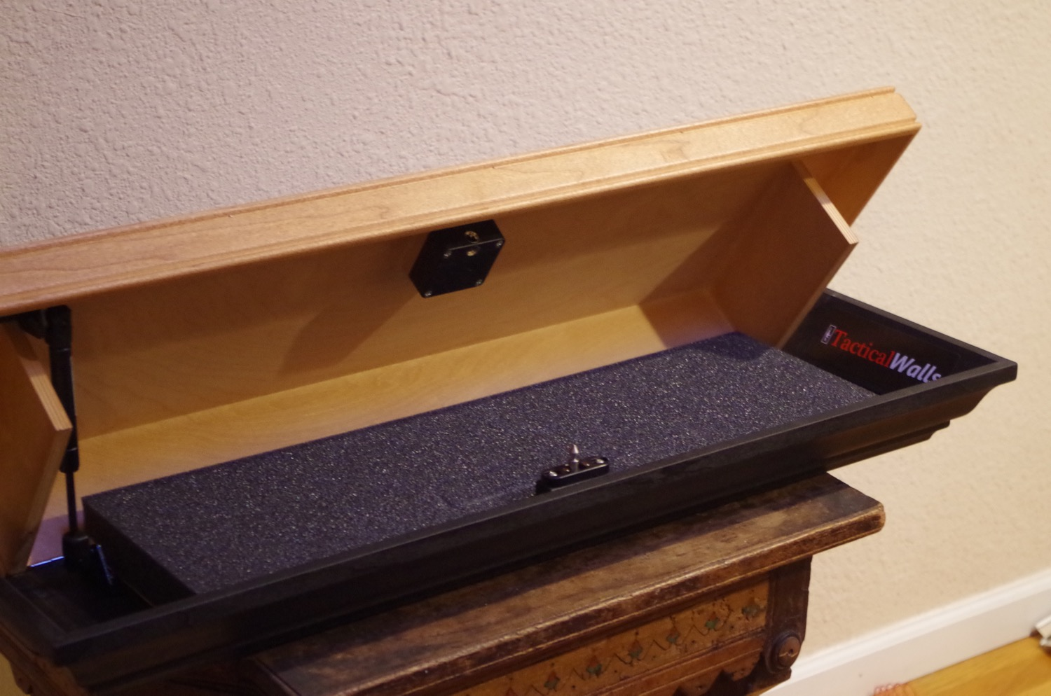 Tactical Walls A Better Way To Conceal In Your Home The