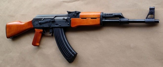 Combloc Customs Handfinished Ak Wood Furniture The Firearm Blogthe Firearm Blog