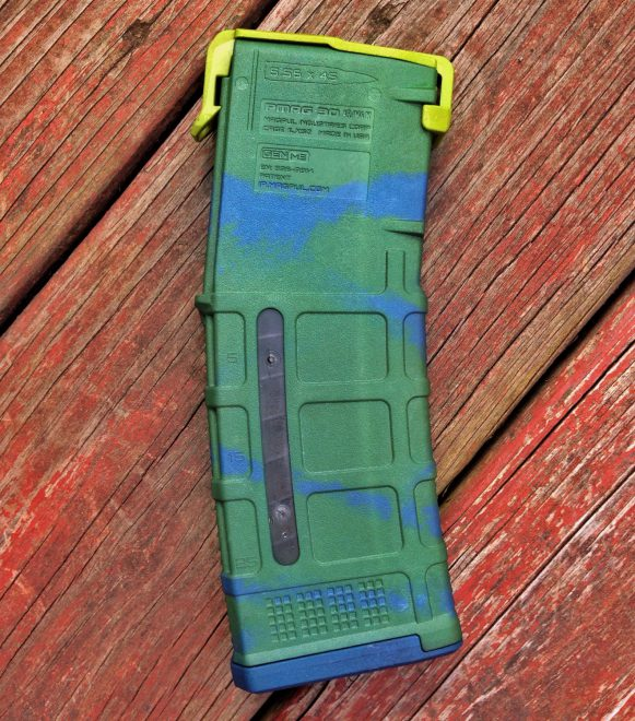 Gunmag Warehouse How To Dye Sand Pmag Guide The Firearm Blogthe