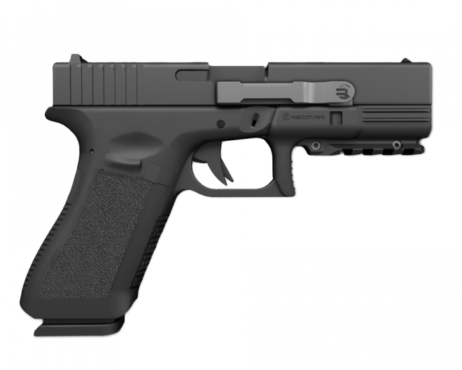 Recover Glock Rails