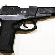 A pistol described by some articles as the Udav, though I have not confirmed this.  Image source: bastion-opk.ru