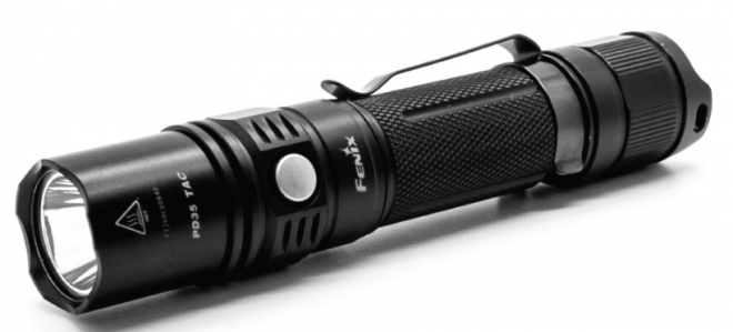 Fenix PD35 Tactical 1000 Lumen Flashlight
