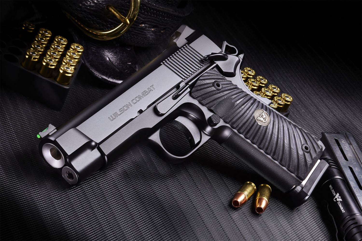 wilson combat ultralight carry professional 1911 the