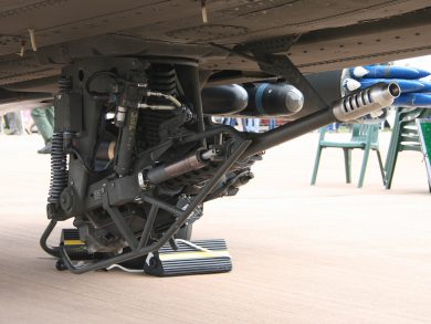 M230, the Apache's main gun
