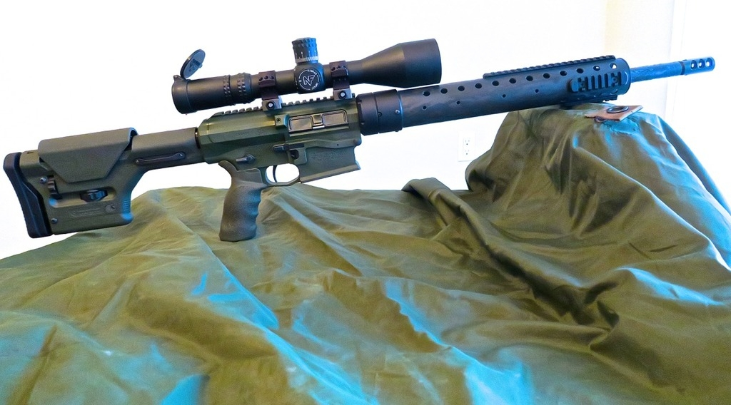 The Canadian Non Restricted Quot Ar 10 Quot Amp Ar 15 Albert