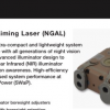L3's Next Generation Aiming Laser
