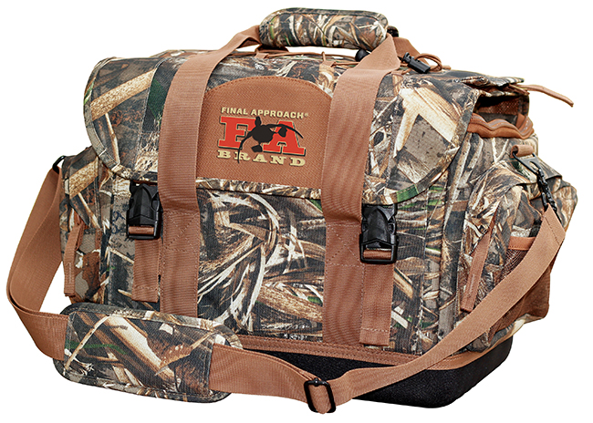 New Waterfowl Hunting Packs From Final Approach The