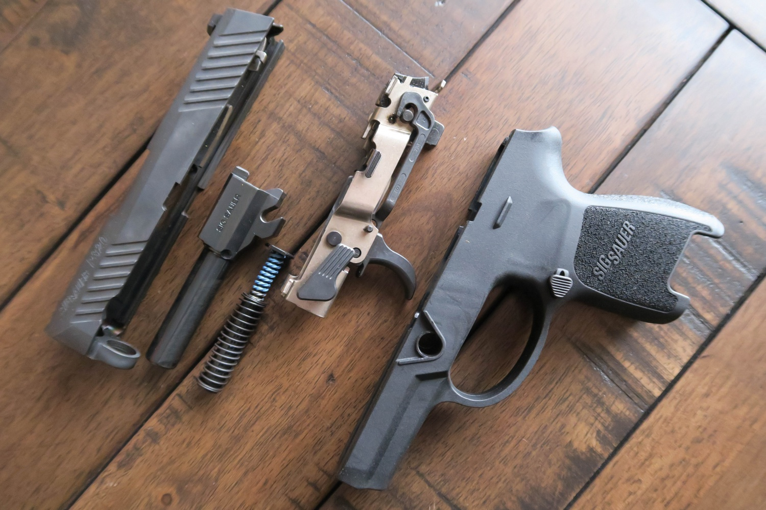 Review: Sig Sauer P320 Sub-Compact X-Change Kit - TFBThe