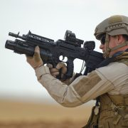 IWI X95 L 5.56mm with IWI 40mm Grenade Launcher S -Field