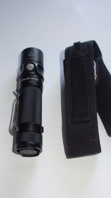 Light and holster