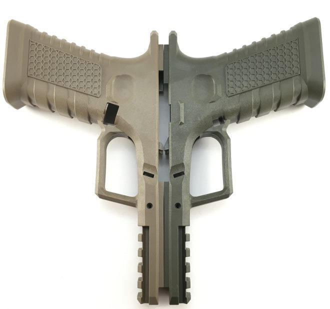 Polymer80 Spectre 80% Frames In New Colors and G19 Frames on The Way ...