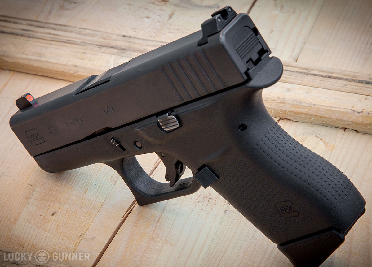 By The Numbers Glock 26 Vs Glock 43 The Firearm Blogthe