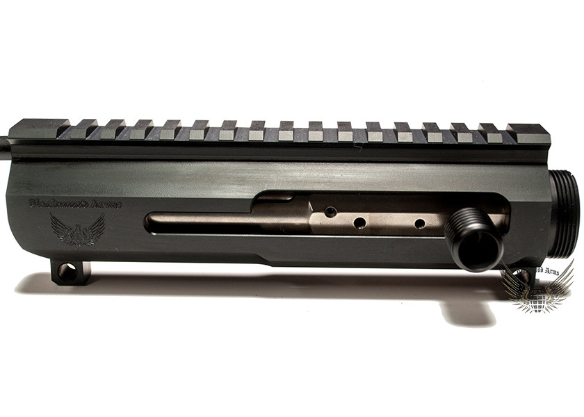Review Blackwood Arms Side Charging Ambidextrous Ar15