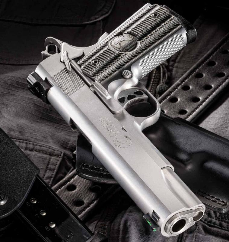 Gun Review Carolina Arms Group Quot Trenton Quot Custom 1911 The