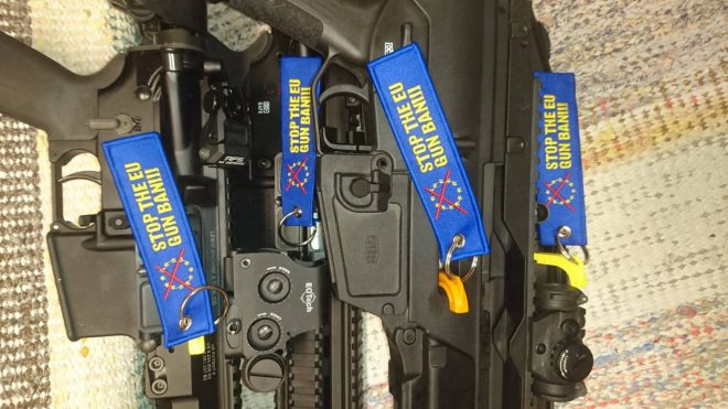 Custom Chamber Flags for firearms safety -The Firearm Blog