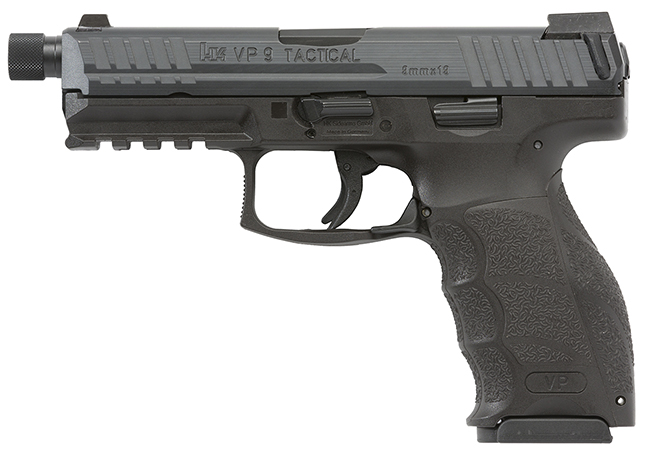 New H&K VP9 Tactical