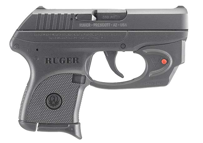 Ruger LCP Viridian