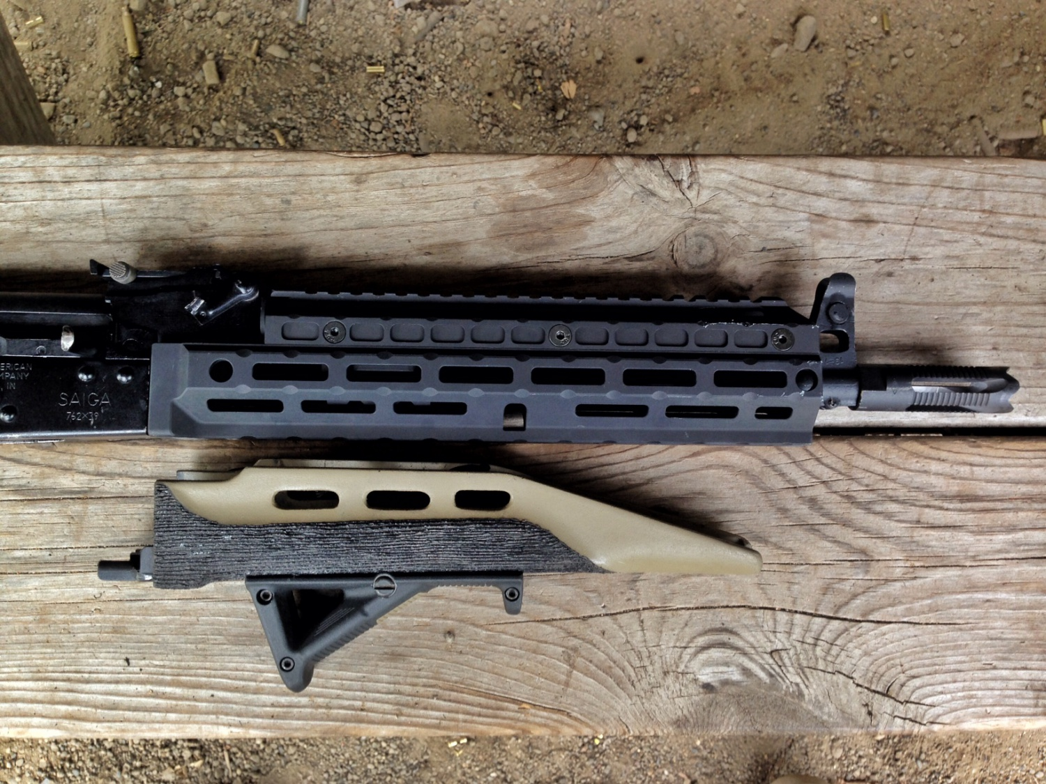 Lightning Review: Midwest Industries Gen2 AK Handguard -The