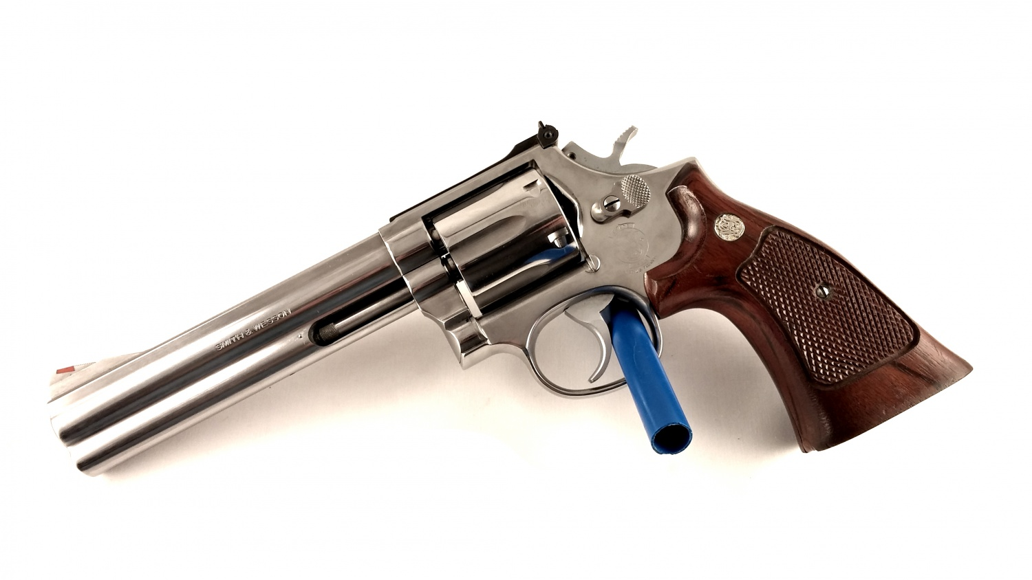 Lightning Review: 1983 Smith & Wesson 686 \