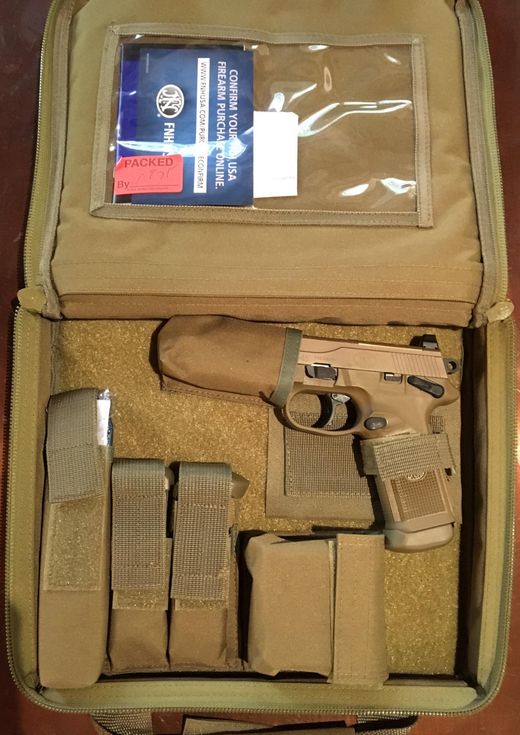 Review Suppressing The Fnx 45 Tactical Pistol With A