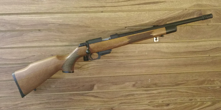 Special Interest Arms 9mm Bolt Action Rifle -The Firearm Blog