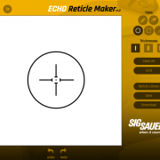reticle maker