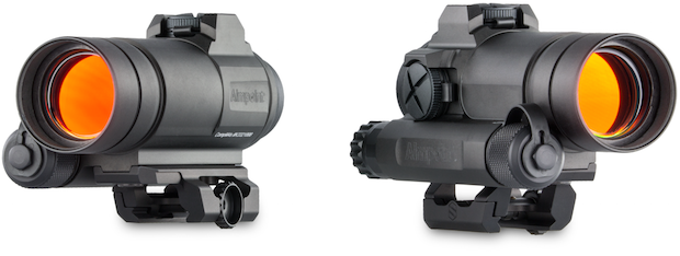 scalarworks releases lightest qd aimpoint compm4 mount on the market